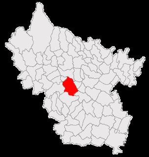 Vernești Commune in Buzău, Romania