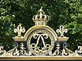 Versailles Potager du Roi Grille du Roi detail du fronton.jpg