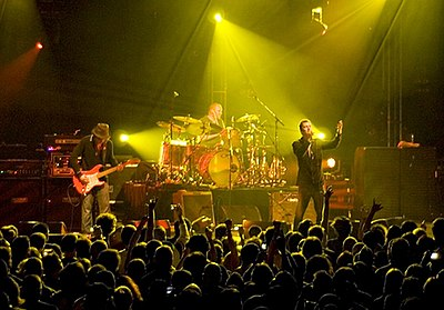 Picture of a band or musician: The Verve