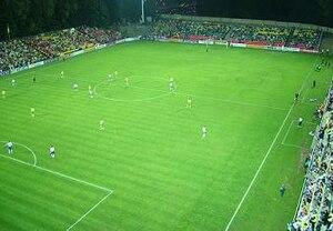 FK Žalgiris - LFF stadium.