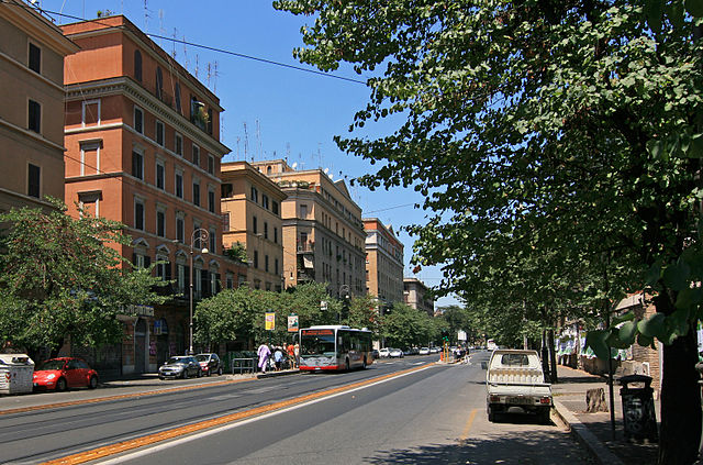 Testaccio and the Aventine Hill - One of the best area to stay in Rome