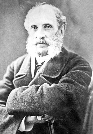 Pérez Rosales, Vicente