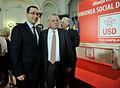 Victor Ponta si Sorin Oprescu la semnarea protocolului de infiintare a USD - 10.02.2014 (12436653674).jpg