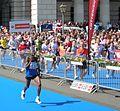 Vienna City Marathon 20090419 Joseph Maregu KEN 3rd.jpg