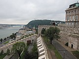 View from the Buda Castle Hill (21359713426).jpg