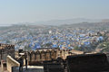 View of Jodhpur city from Meherangarh Fort.jpg
