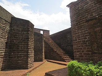Kannur - St. Angelo Fort