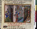Vigiles de Charles VII, fol. 107, Siège de Pontoise (1441).jpg