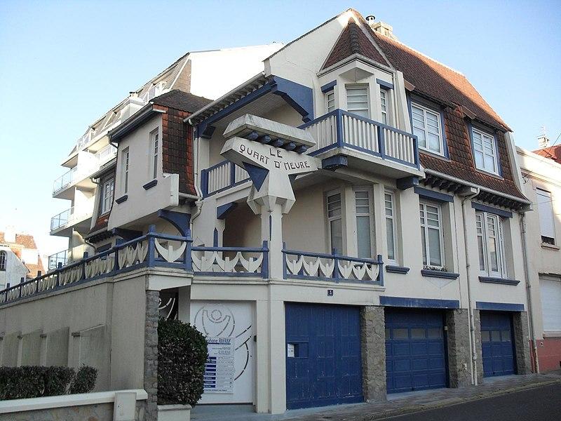Location Villa Vieille Maison Le Touquet