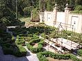 Villa salviati, giardino all'italiana.JPG