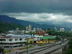 Center of Villavicencio