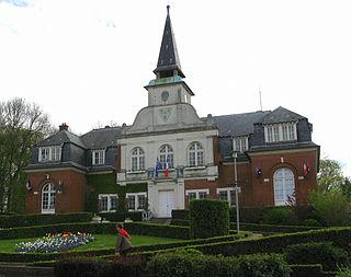 Villers-Bretonneux Commune in Hauts-de-France, France