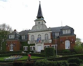 Villers-Bretonneux - Villers-Bretonneux Town Hall