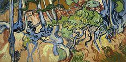 Vincent van Gogh: Tree Roots