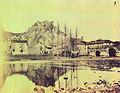 Vista parcial de Aguilar de Campóo entre 1855 y 1857 - William Atkinson.jpg