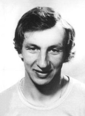 Vladimir Osokin - Vladimir Osokin in 1977