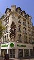 Vue 2 des 2 façades de l'immeuble rues Bérard et Gillet Saint Etienne.jpg
