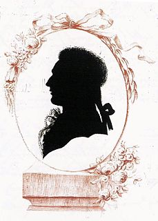 Silhouette image