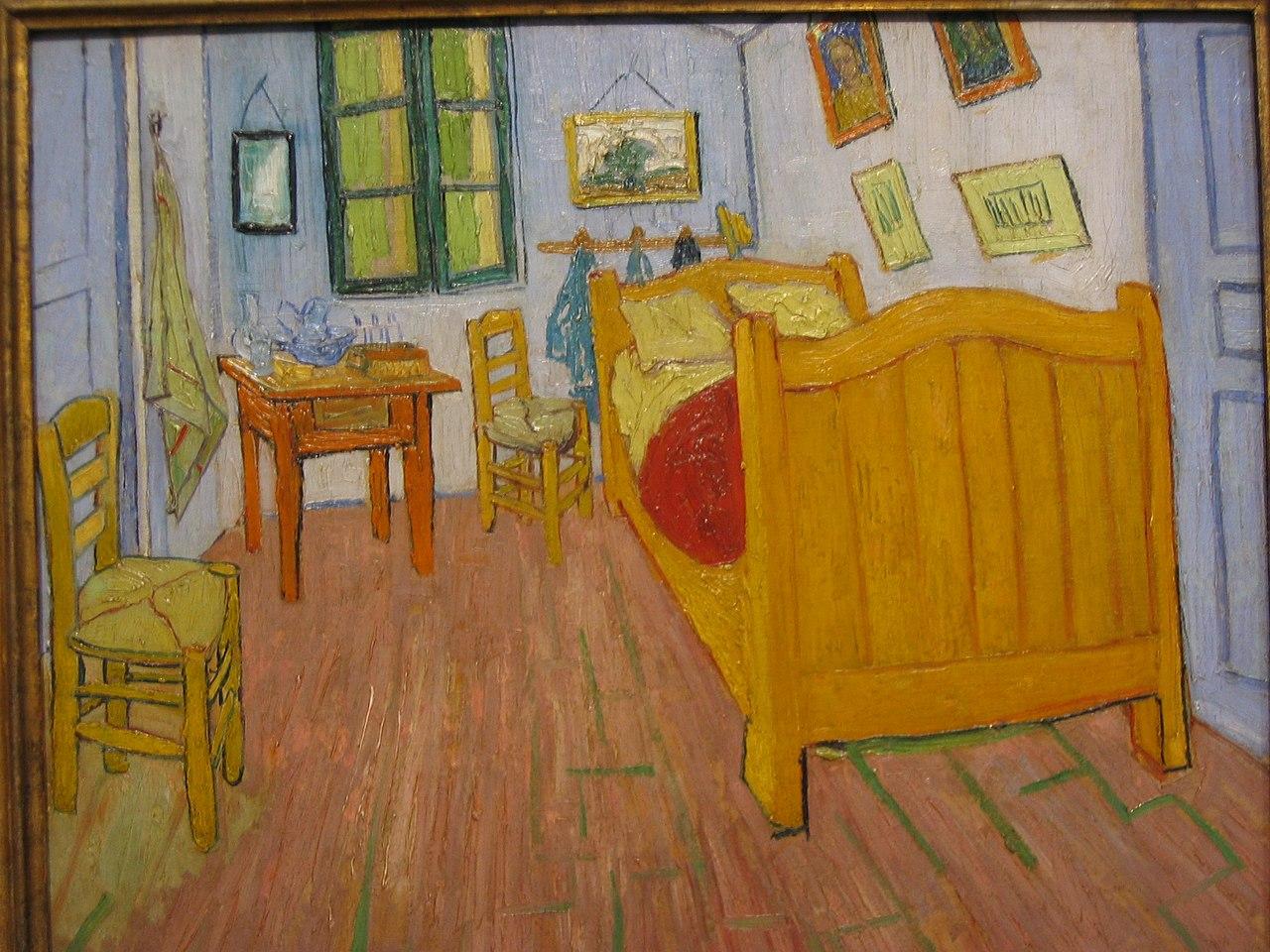wlanl minke wagenaar vincent van gogh 1888 the bedroom 1 jpg