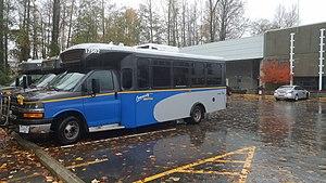 West Vancouver Municipal Transit - Image: WVMT 17502