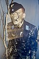 WW2 Norway German Navy sailor Kriegsmarine Matrose Uniform Peacoat Collani jacket garrison side cap Schiffchen Mannequin in glass case Reichsadler Nazi style eagle Norwegian Armed Forces Museum Forsvarsmuseet Oslo 2019-03-31 01670.jpg