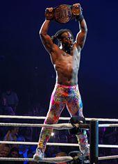 Kofi Kingston - Wikipedia