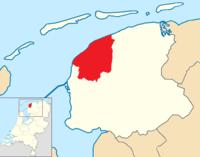 Waadhoeke locator map municipality NL.png