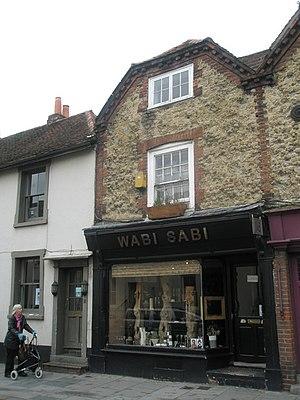 English: Wabi Sabi in South Street