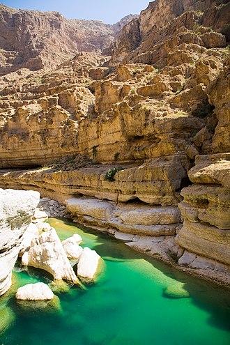 Oman - Wadi Shab