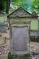 Waibstadt - Jüdischer Friedhof - Grabstein Leopold Flehinger (1846-1903) 1.jpg