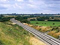 Wales to London railway south of Callow Hill - geograph.org.uk - 902880.jpg