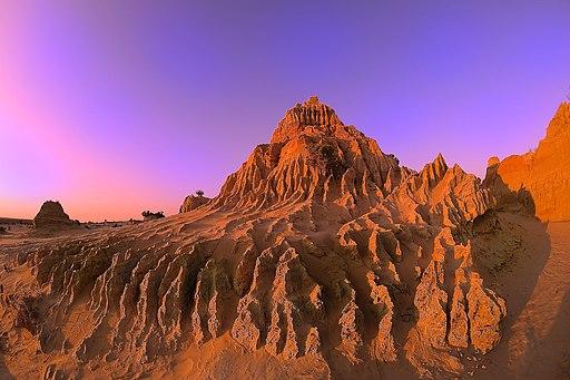 Wall of China-