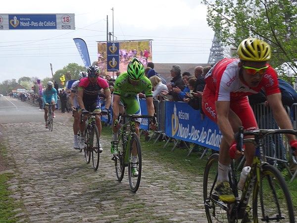 Wallers - Paris-Roubaix, le 13 avril 2014 (17).JPG