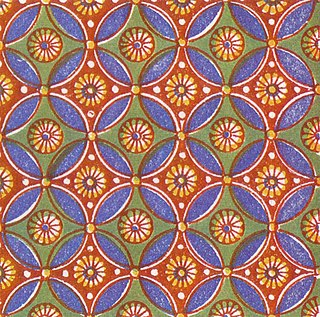Wallpaper group Classification of a two-dimensional repetitive pattern