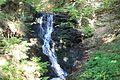 Wanderung Harz - Rund um Zorge - Wasserfall - panoramio.jpg