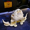Wanted to print a goat skull for the new year but they all cost so here's a bull boner instead #3Dprinting #anatomy #makerbot #skull (15981175494).jpg