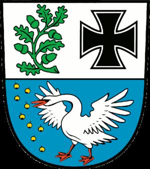 Großbeeren - Image: Wappen Grossbeeren