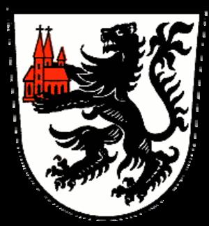 Kirchberg an der Jagst - Image: Wappen Kirchberg an der Jagst