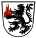 Coat of arms of Kirchberg an der Jagst