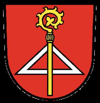 Loffenau - Image: Wappen Loffenau