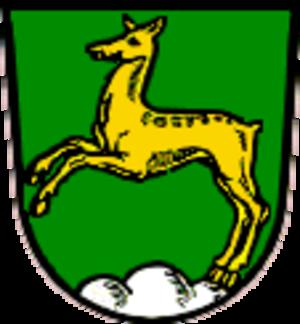 Wolnzach - Image: Wappen Wolnzach