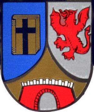 Föhren - Image: Wappen foehren