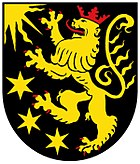 Das Wappen von Osthofen