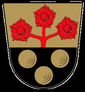 Lenting - Image: Wappen von Lenting