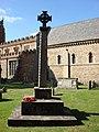 War Memorial in the grounds of St. Nicholas' Church - geograph.org.uk - 562809.jpg