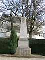 War memorial of Mionnay.JPG