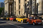 Warszawa (Warsaw) - old polish cars (Fiat126p and Fiat125p).jpg
