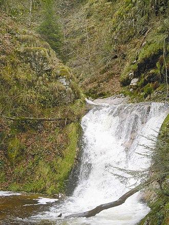 All Saints Waterfalls - Image: Wasserfall Allerheiligen