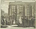 Wedding ceremony, 1724, from Juedisches Ceremoniel.jpg