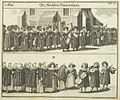 Wedding procession, 1724, from Juedisches Ceremoniel.jpg